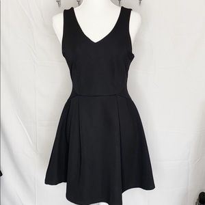 Monteau  sleeveless fit and flare Dress